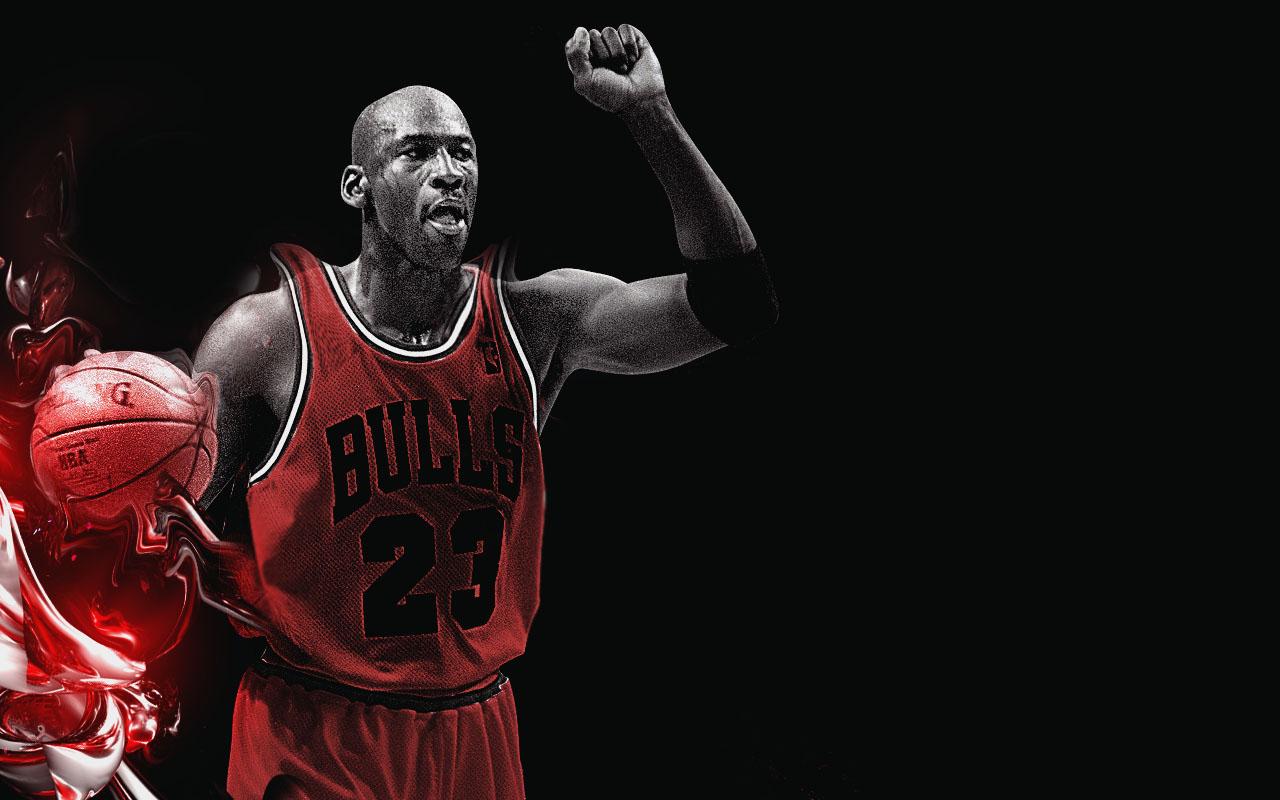 Historical Wallpapers: Michael Jordan (1963-)