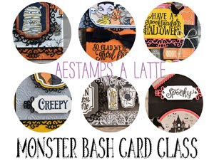 New: Monster Bash Card Class!