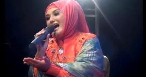 New Pallapa Evie Tamala Lagu ' Kereta Malam '