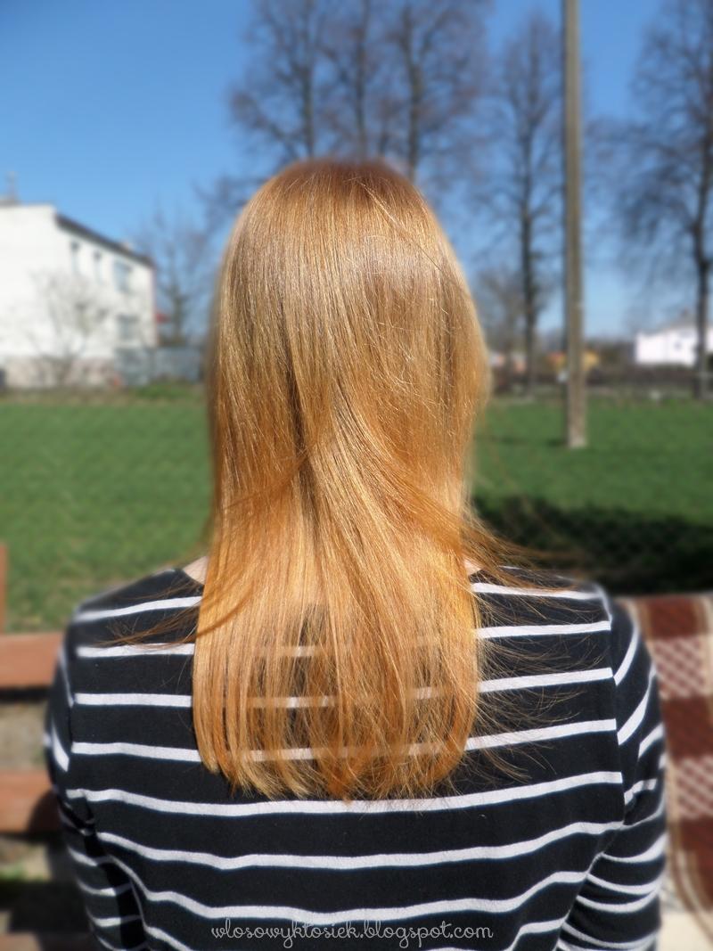 Marcowa aktualizacja włosów | 2017