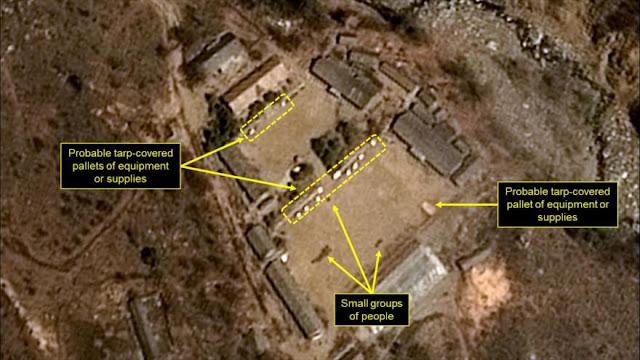 Pyongyang desmiente muerte de civiles en un ensayo nuclear