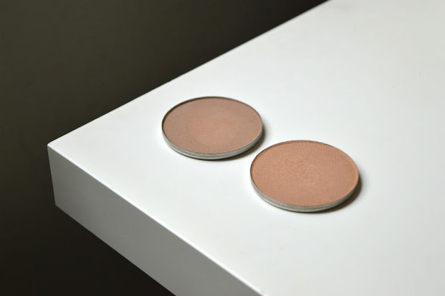 Makeup Geek Porcelain Contour Powder Review Break Up Love Triangle