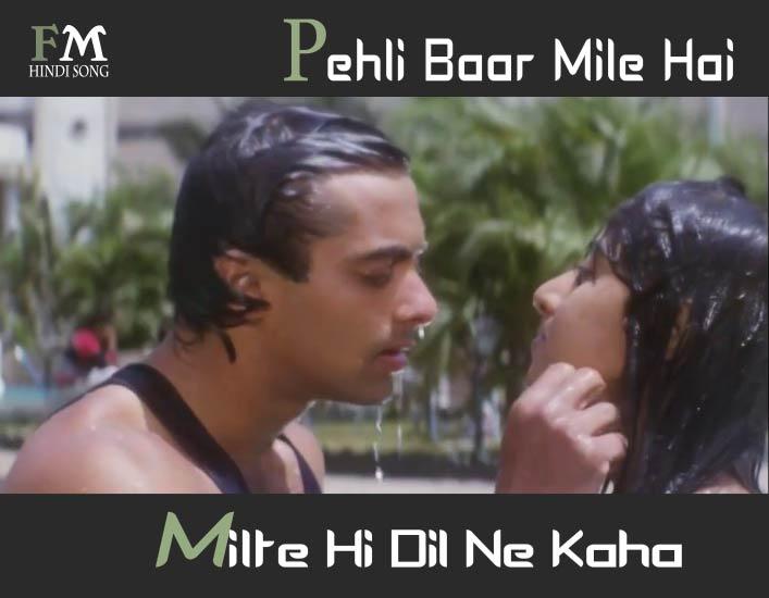 Pehli-Baar-Mile-Hai-Saajan-1991