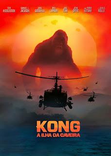Kong: A Ilha da Caveira - HC HDRip Dual Áudio