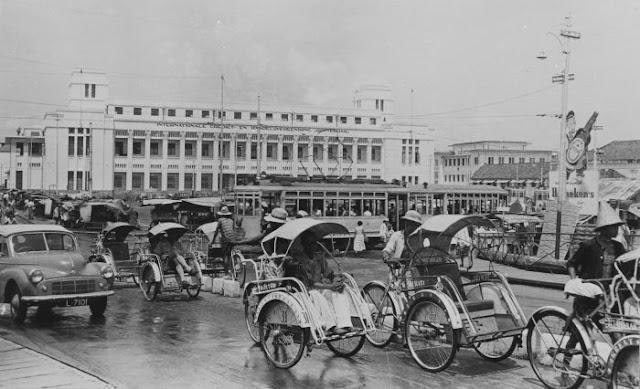 Wagubernur Sandiaga Uno Masih Bingung Tentukan Payung Hukum untuk Becak Yang Tahun 1967 Saja Sudah Dilarang DI Jakarta
