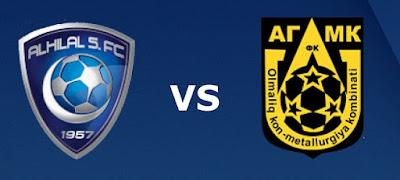 #◀️ مباراة الهلال وأجمك مباشر 15-4-2021 والقنوات الناقلة دوري أبطال آسيا