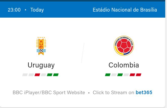 Uruguay vs Colombia Football Preview Predictions 2021