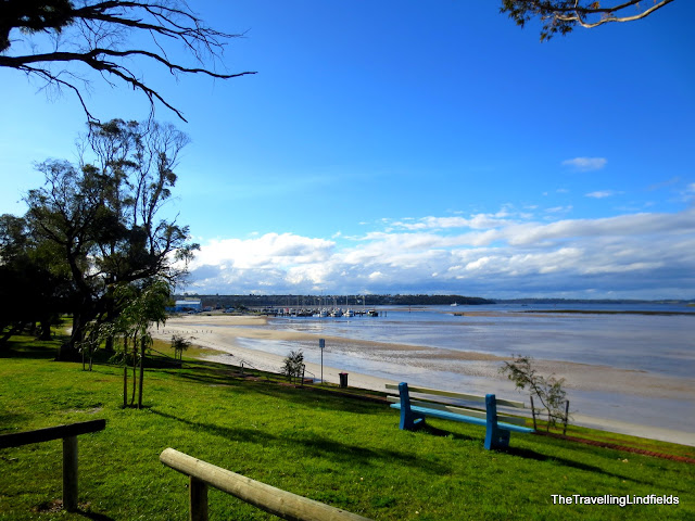 Frenchman Bay, Albany