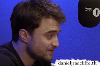 Daniel Radcliffe on BBC Radio 1's Movies & Megastars (Harry Potter documentary)
