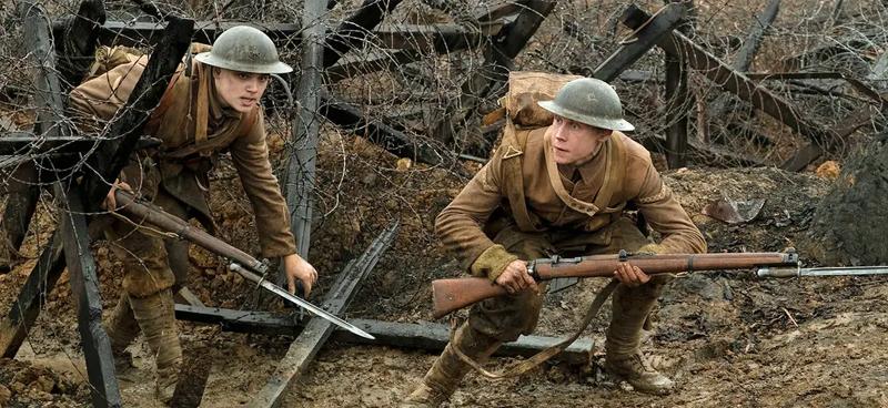 1917 (2020) - Trailer 3
