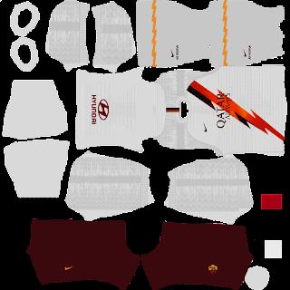 AS Roma 2020, DLS2020 Dream League Soccer 2020 Kits ve Logo DLS FTS Kits and Logo,AS Roma dream league soccer kits, kit dream league soccer 2020