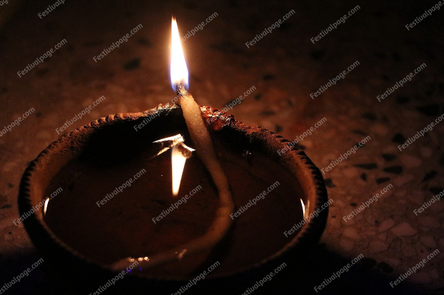 diyas for diwali images