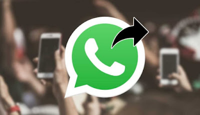 WhatsApp is seeing a sharp drop in the number of forwarded messages