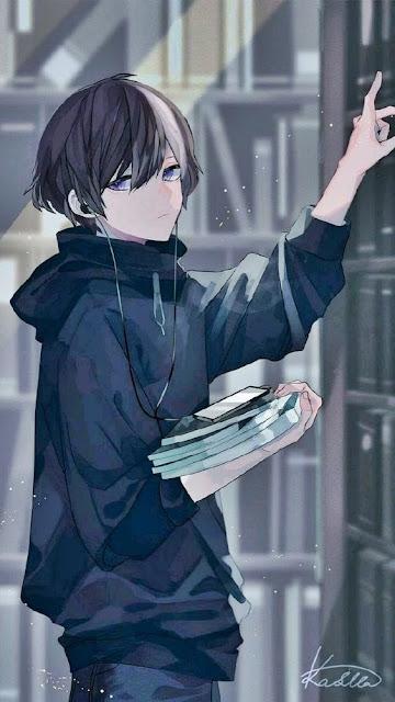 Demikian postingan mengenai foto profil wa couple pacar anime yang dapat kami. Foto Profil Wa Keren Anime Cowok