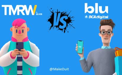Blu vs TMRW: Ada Hal Unik dari Keduanya