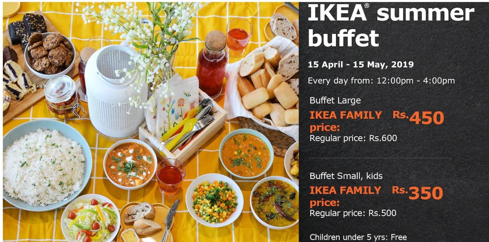 Ikea Hyderabad Hosts Ikea Summer Buffet