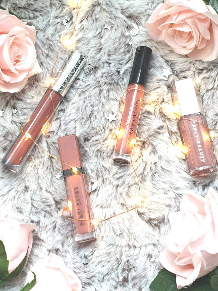 nude lipglosses for indian skn