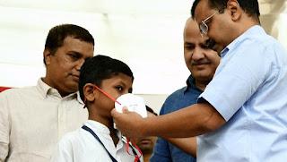 write-letter-to-captan-khattar-uncle-kejriwal-said