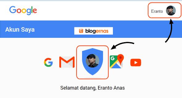 Cara Memberi Foto Profil pada Gmail