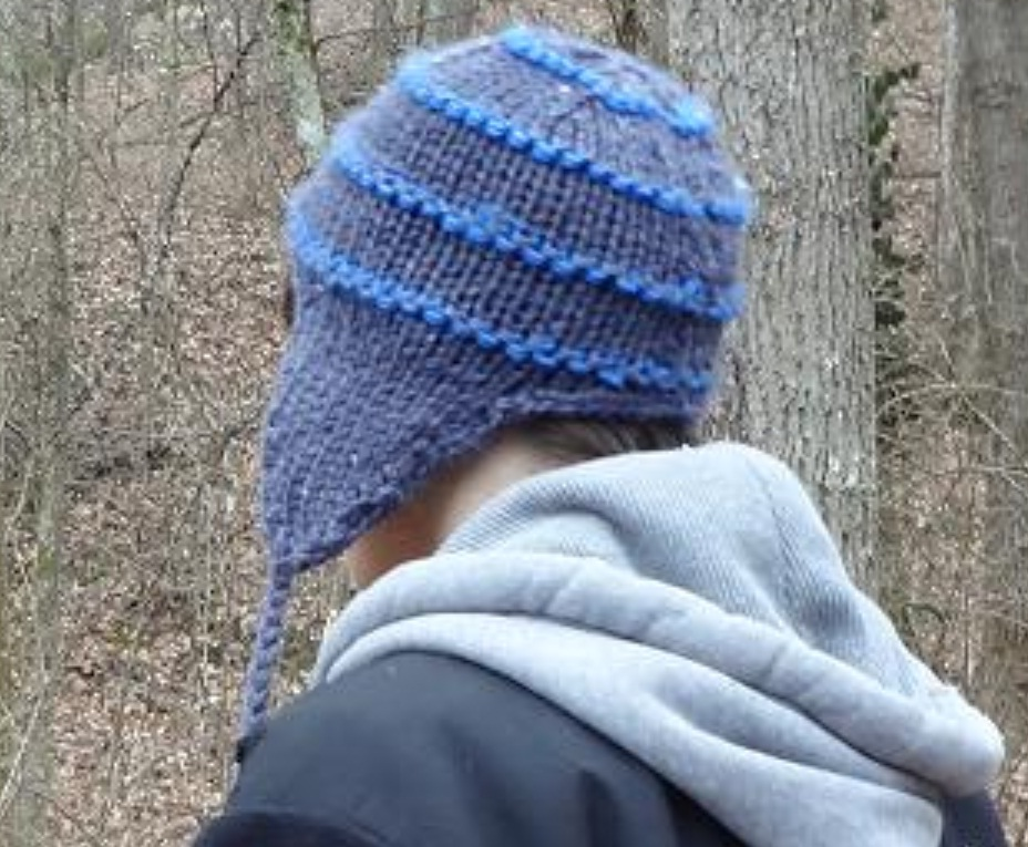 strong ...FREE PATTERN...Super Simple Snowboarding Earflap Hat ... 54342059699