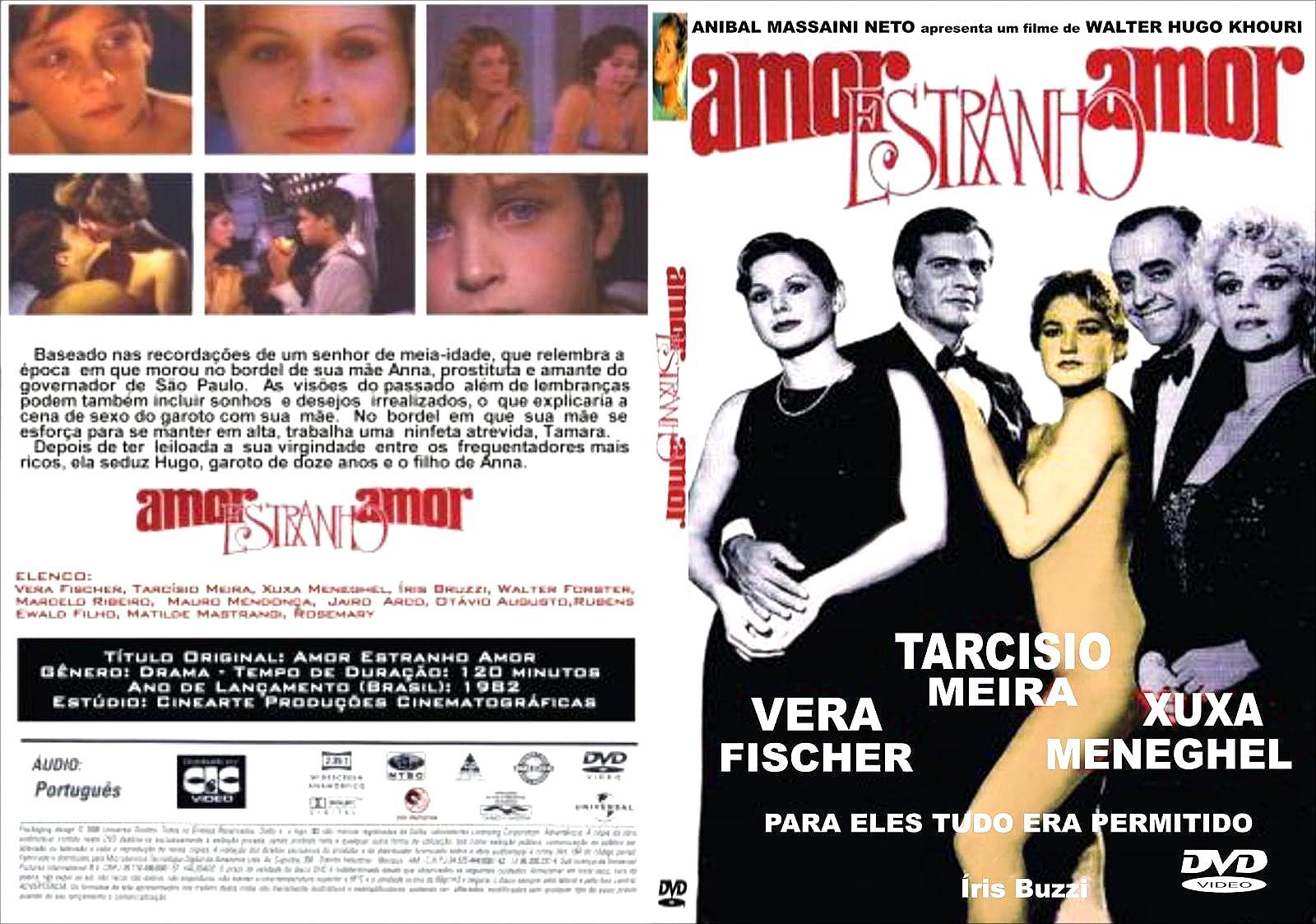 Amor Estranho Amor 1982 consciência revolucionaria brasileira: download amor