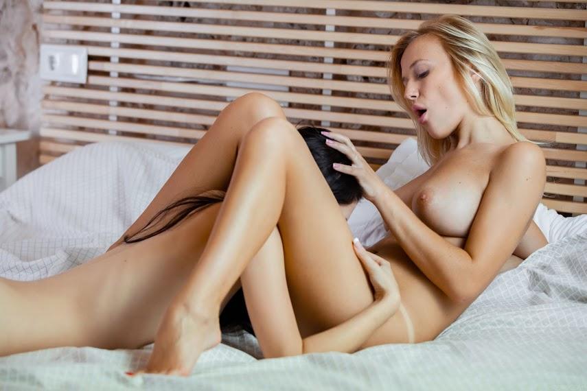 [Sex-Art] Aislin & Anie Darling - Upstairs sex-art 06090