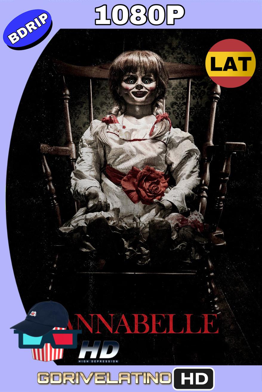 Annabelle (2014) BDRip 1080p (Latino-Inglés) MKV