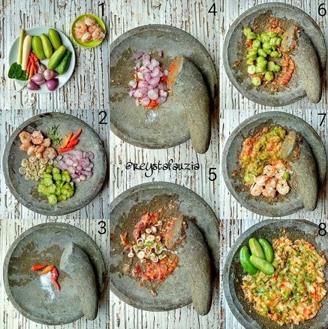 pastikan juga bunda menikmati salah satu kuliner khas Aceh adalah Sambai Udeung Boh Limeng Resep Cara Membuat Sambai Udeung Boh Limeng (Sambal Udang Buah Belimbing) Khas Aceh