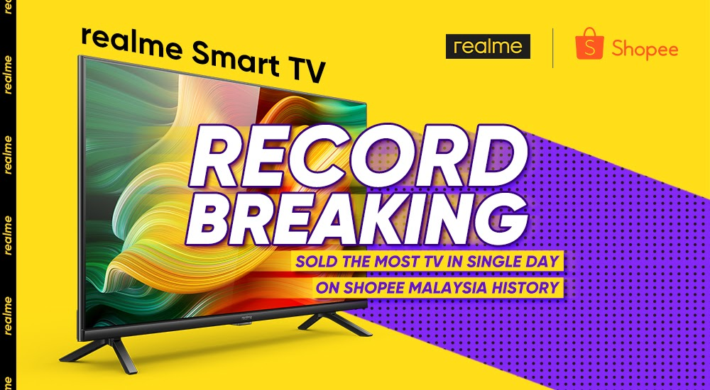 realme Malaysia Ending 2020 with Record-Breaking Note!