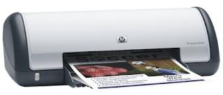 HP Deskjet D1500 Driver Della Stampante Scaricare
