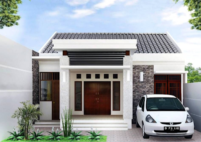 model atap rumah minimalis atap teras rumah