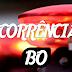 Ocorrências policiais do domingo dia 08 de novembro