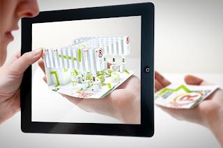 Perkembangan augmented reality