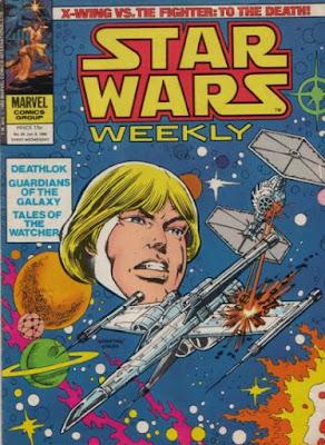 Star Wars Weekly #98