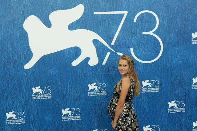 Teresa Palmer at Hacksaw Ridge Photocall at 2016 73rd Venice International Film Festival