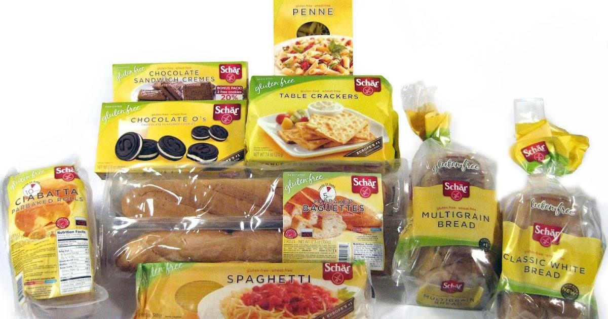 Gluten Free Gourmet Foods Online