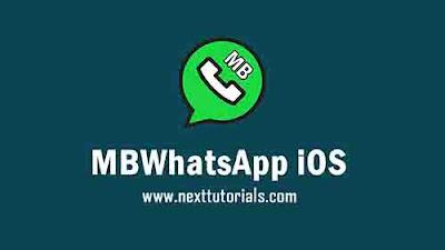 MBWhatsApp iOS v8.87 Latest Version in 2021 Anti Banned,Instal Aplikasi MBWA iOS Apk Mod Terbaru 2021,tema wa ios keren,Download fouad whatsapp ios
