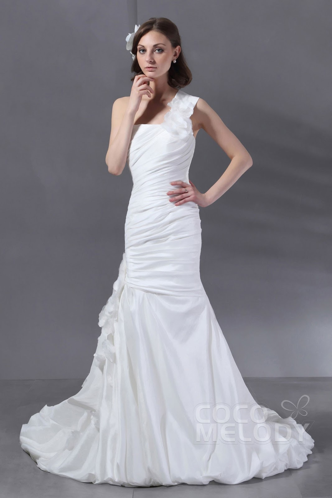 2013 the most elegant wedding dress