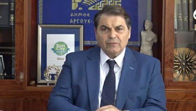 Δ. Καμπόσος:  Προχωράνε τα μεγάλα έργα στο Άργος (βίντεο)