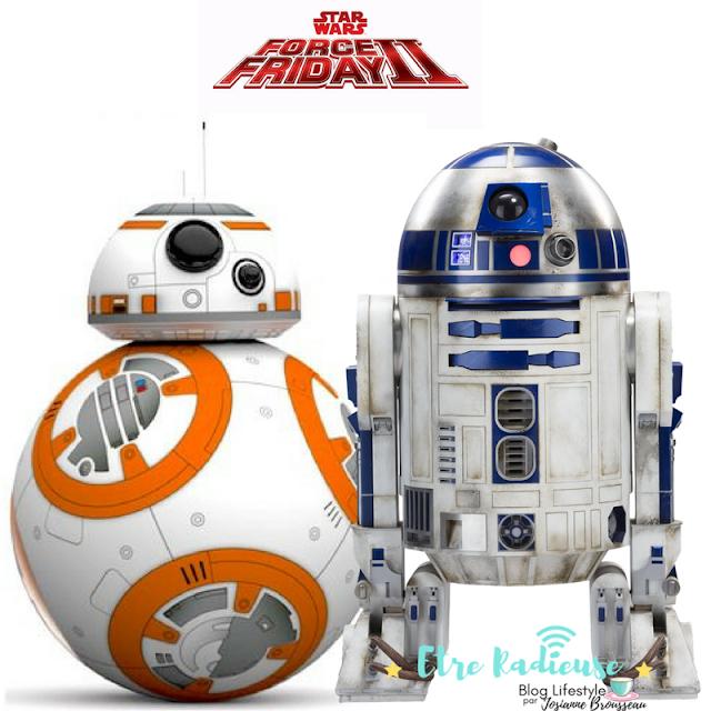 Nouveaux produits exclusifs pour le « Vendredi de la Force Star Wars » II chez Best Buy Canada