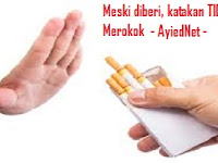Tips Untuk Perokok Agar Tetap Sehat