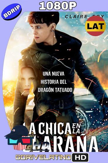 La Chica en la Telaraña (2018) BDrip 1080p Latino-Ingles mkv