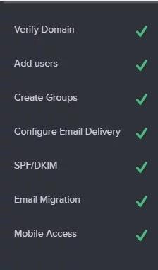 Sukses Daftar Zohoo Email Hosting Free