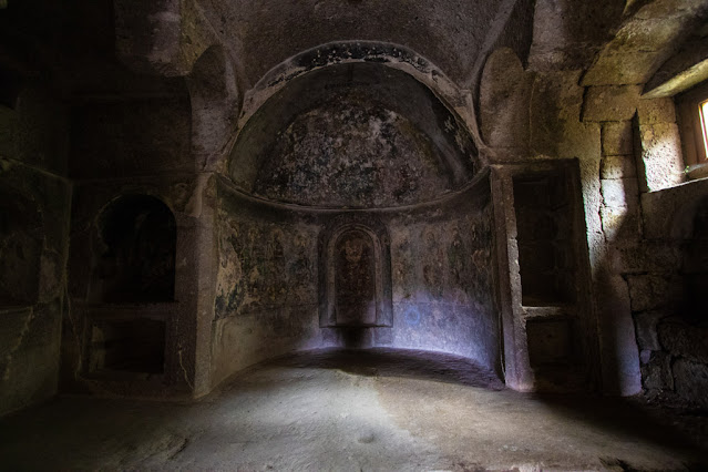 Guzelhyurt (Valle dei monasteri)-Cappadocia