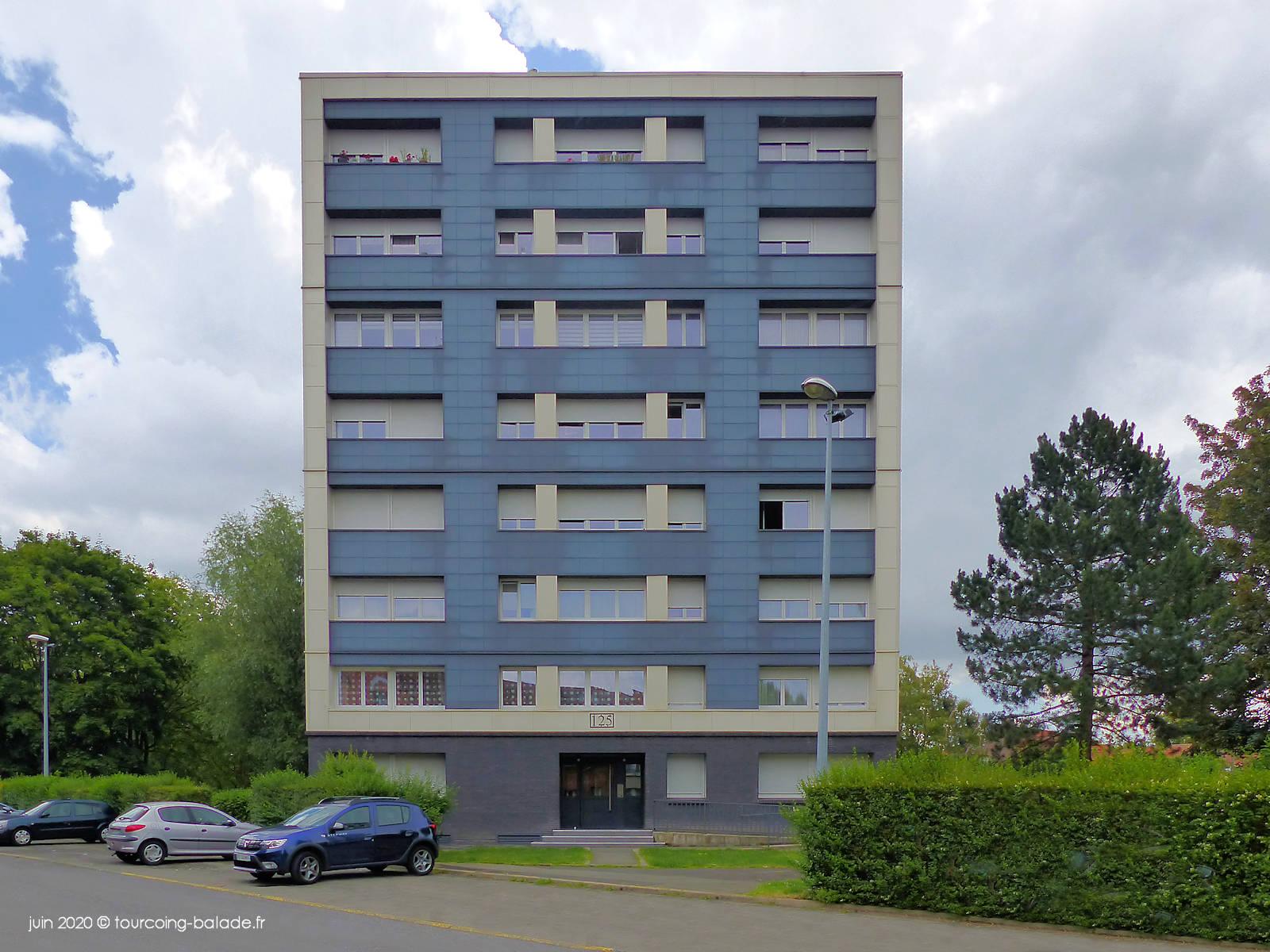Résidences de l'Yser, Tourcoing 2020