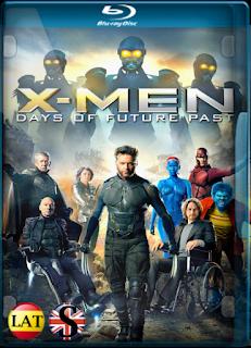 X-Men: Días del Futuro Pasado (2014) REMUX LATINO/INGLES
