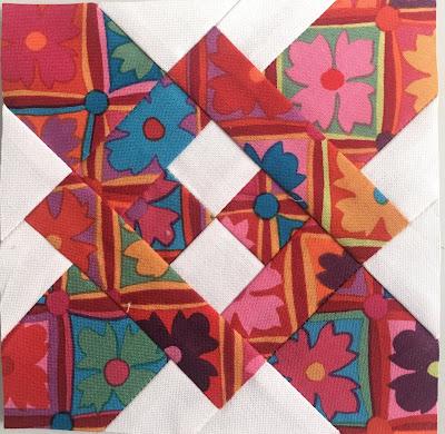 1 Panel bases por The Yard-Caleidoscopio-Fundación Piecing