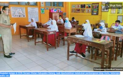 Keluhan Guru Honorer Daerah, Tanggung Jawab Besar Tidak Berbanding Lurus Dengan Gaji