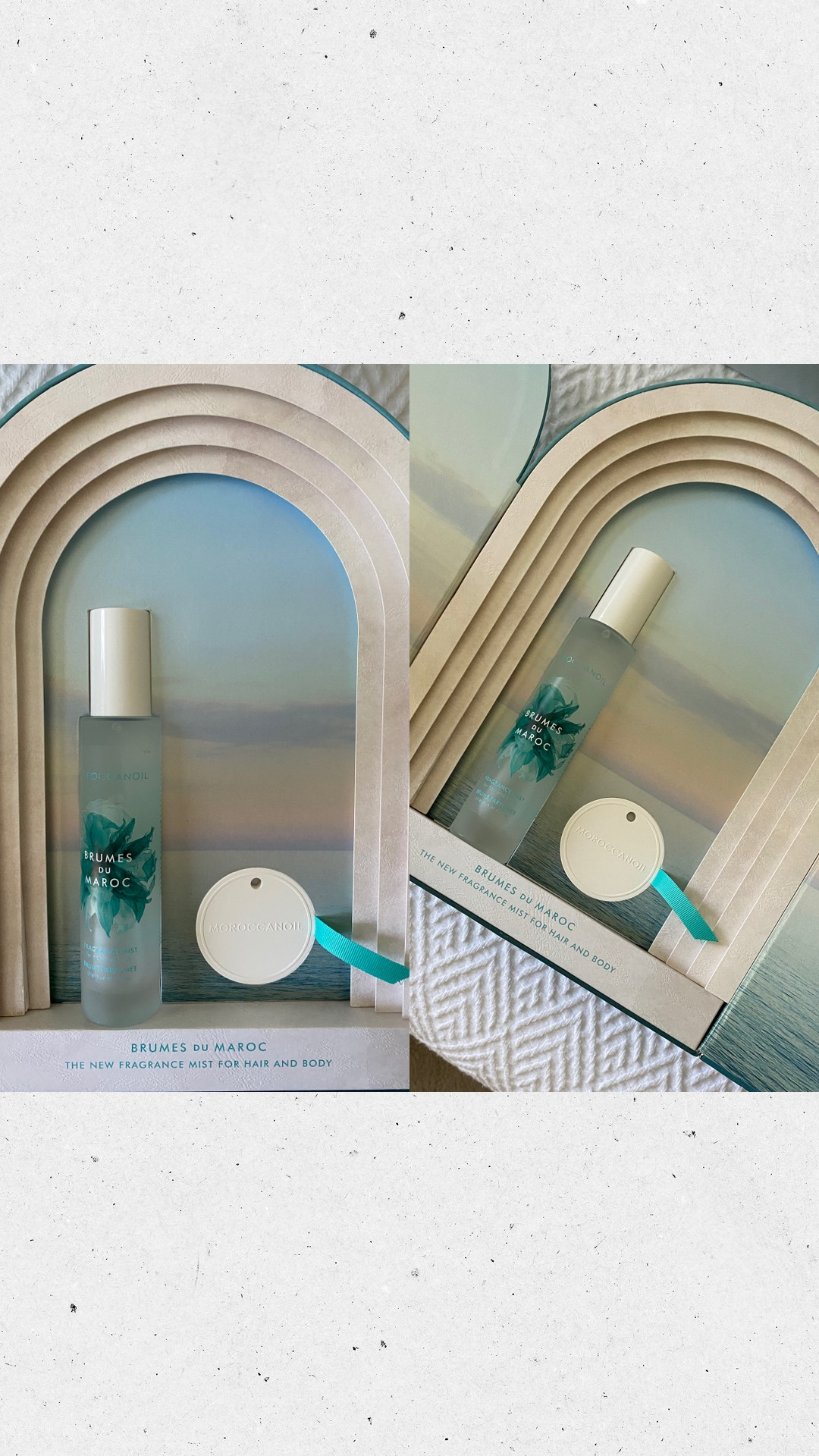 Moroccanoil Hair & Body Fragrance Mist: A quick review