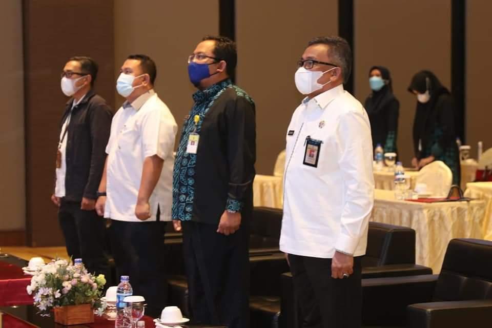 Jefridin Sekda Batam Buka Pelatihan Perencanaan Bagi Perencana Yang Digelar Bapelitbang Kota Batam